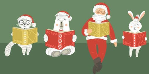 Christmas Storytime at South Hurstville Library