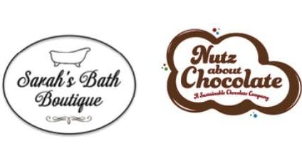 An Afternoon of Pampering with Wine, Chocolate and Bath Products!