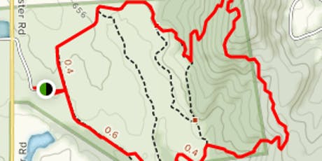 Lost Mountain Loop Trail Hike tickets
