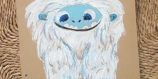 Draw Your Own Abominable