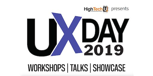 UX (Youth Experience) Day 2019