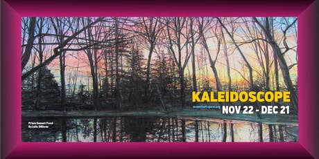 17th Annual Kaleidoscope Holiday Art Show, Nov. 22-Dec. 21 tickets