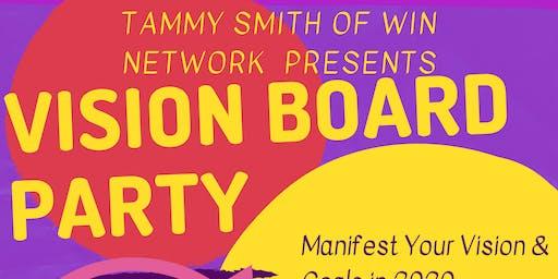 Vision Board Brunch Party