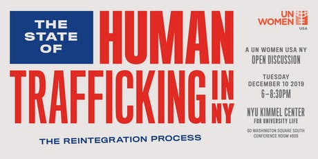 The State of Human Trafficking in NY: The Reintegration Process tickets
