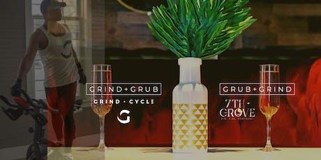 GRIND+GRUB tickets