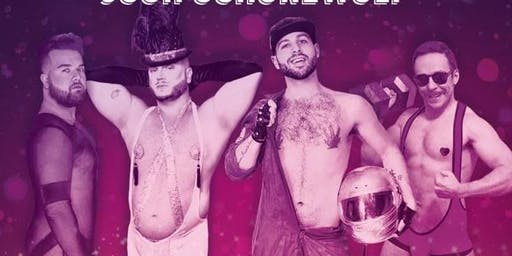 BEARLESQUE: HOLIDAY SHOW!  All Male Burlesquer Show