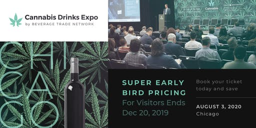 2020 Cannabis Drinks Expo - Visitor Registration Portal (Chicago)