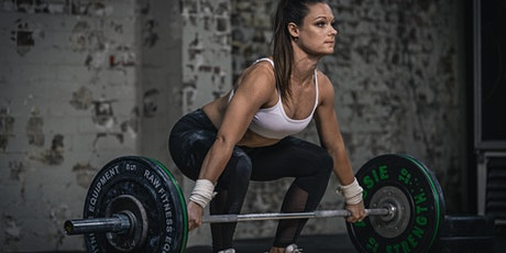 FREE Weightlifting Training tickets