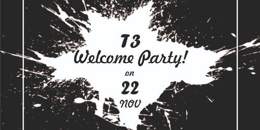 T3 Welcome Party