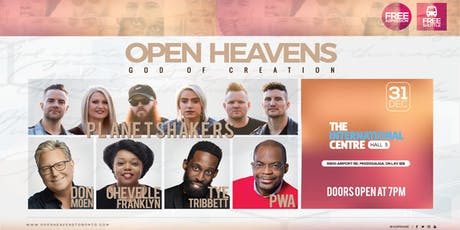 OPEN HEAVENS tickets