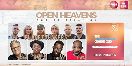 OPEN HEAVENS tickets