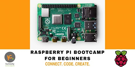 Raspberry Pi for Beginners: 2-Day Bootcamp, 30 & 31 Jan 2020 tickets