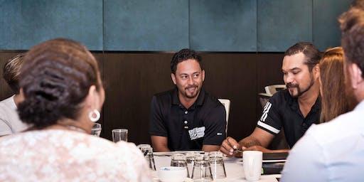 Cairns Aboriginal and Torres Strait Islander business networking lunch