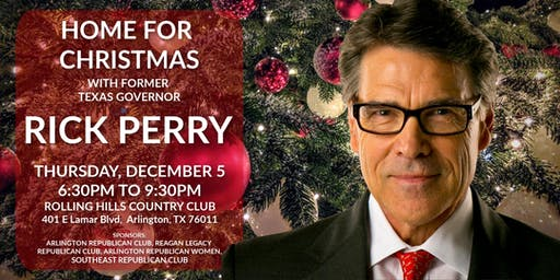 Home for Christmas With Rick Perry