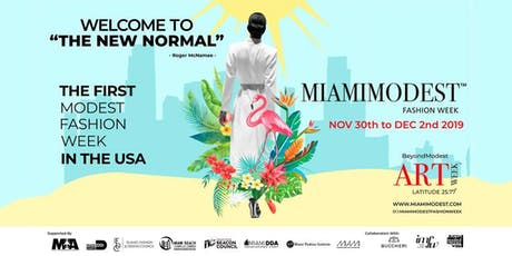Miami Modest Fashion Week / Events tickets