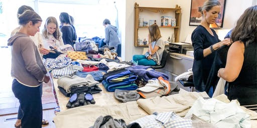 éclipse Glove January Event: Clothing Swap!