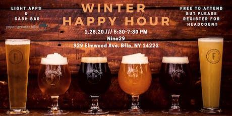 YNPN Greater Bflo Winter Happy Hour tickets