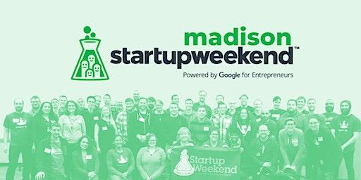 Startup Weekend Madison 2019 Reunion