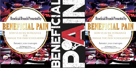 Beneficial Brunch tickets