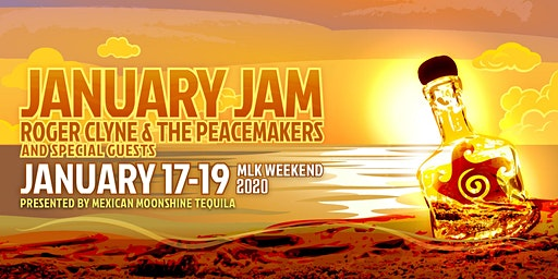 January Jam 2020 with Roger Clyne & The Peacemakers plus Special Guests