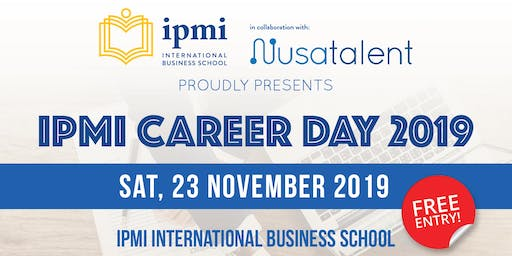 IPMI Career Day 2019 + Workshops