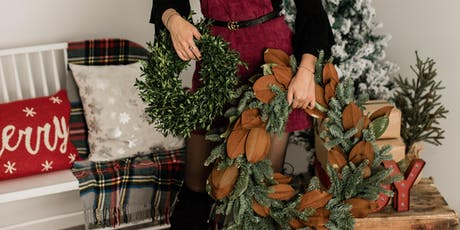 Classic Wreath Workshop tickets