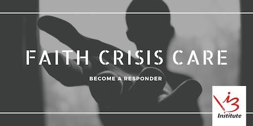 Faith Crisis Responder Training
