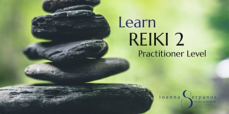 Learn Reiki 2 tickets
