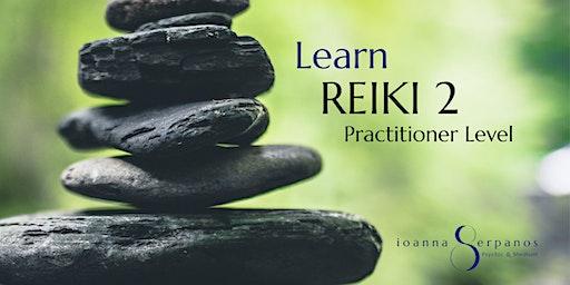 Learn Reiki 2