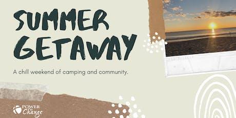 Summer Getaway tickets