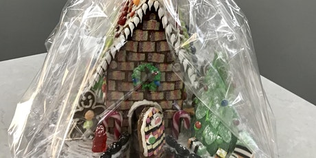 FAMILY/GROUP GINGERBREAD HOUSE DECORATING GROUP - LARGE tickets
