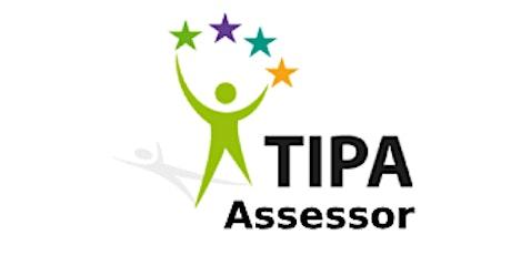 TIPA Assessor 3 Days Training in Edmonton tickets