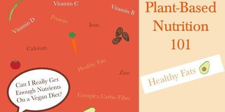 Plant Based Nutrition 101 tickets