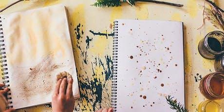 Trott Park | Kids School Holiday Canvas Creations - Children 7 years plus tickets