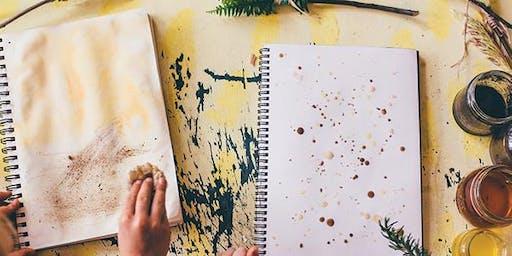 Trott Park   Kids School Holiday Canvas Creations - Children 7 years plus