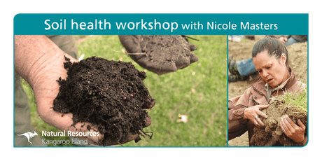 Building Soil Health  with Nicole Masters of Integrity Soils tickets