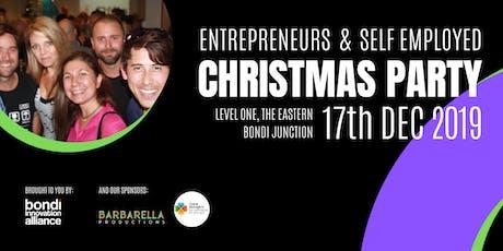 Entrepreneurs & Self-Employed Christmas Party tickets