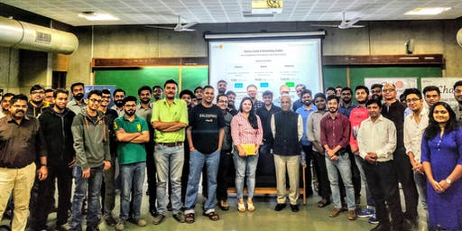 Startup Growth Networking Meetup in Chennai x Cardinality.ai