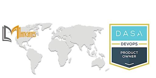 DASA – DevOps Product Owner 2 Days Virtual Live Training in Brampton