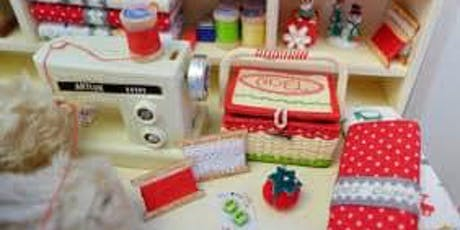 Christmas Sewing Class hosted by Lilikoi Fashions tickets