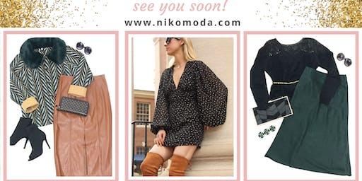 Nikomoda Clothing Boutique Pop-Up shop event