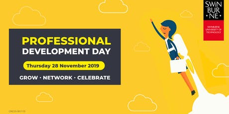 Professional Development Day tickets