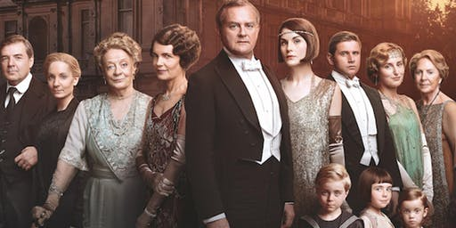 It's Showtime: Downton Abbey
