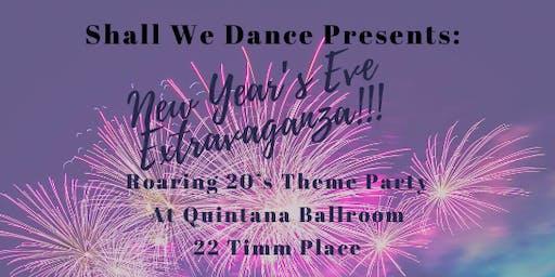 Shall We Dance New Years Eve Gala - Maria Benefit Fund