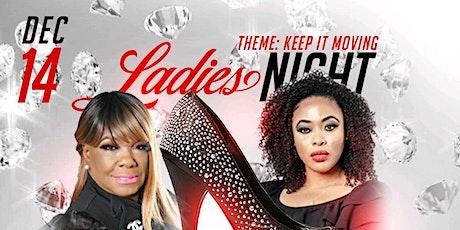 Ladies Night  All Black Affair Hair & Fashion Show Theme Keeping It Moving tickets