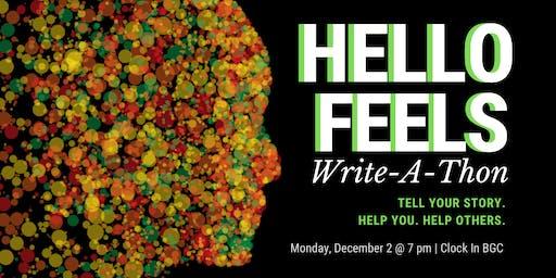 Hello Feels Write-A-Thon