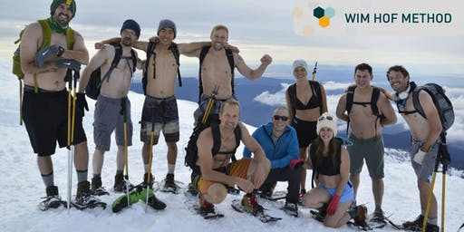 Wim Hof Method Mt Hood Expedition