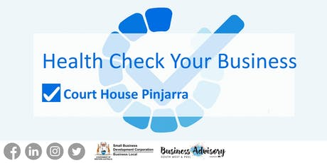 Health Check Your Business tickets