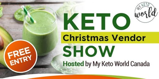 Keto Christmas Vendor Show