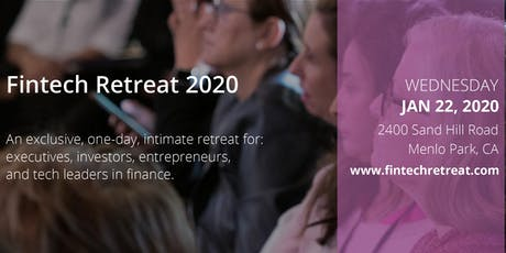 Fintech Retreat 2020 tickets